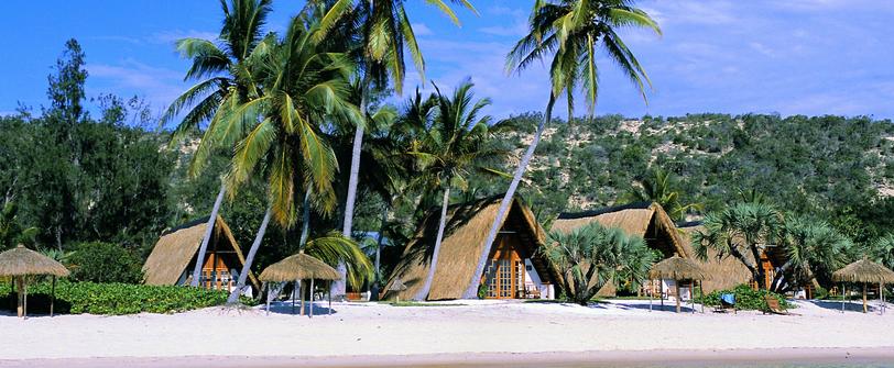 Mozambique bazarutoa island