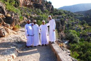 maatwerk reizen Oman