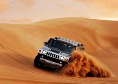 Oman Met een 4x4 door de Wahiba Sands